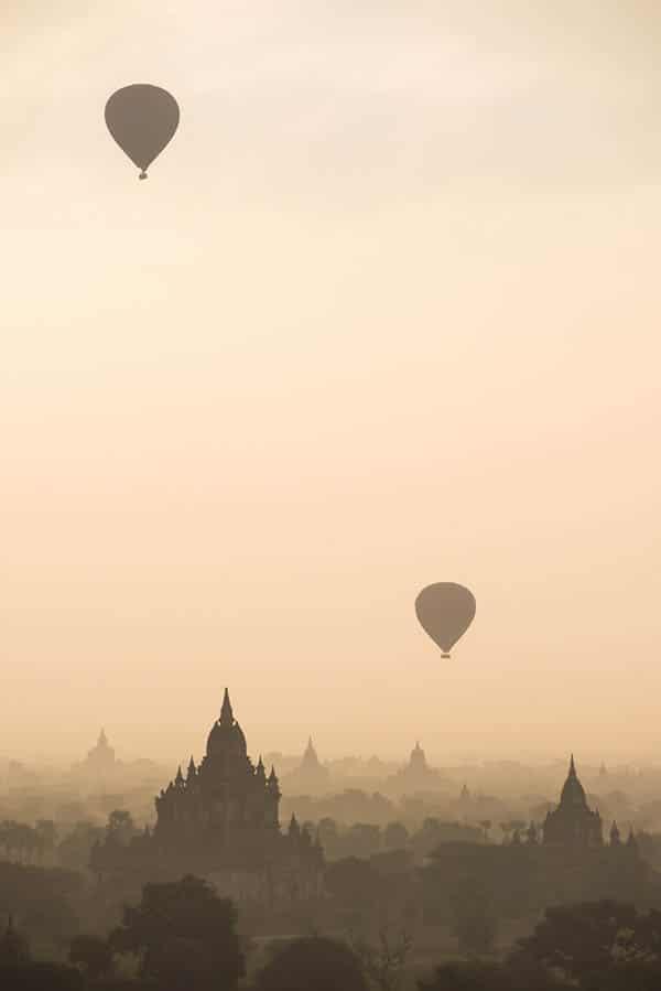 Bagan Photography tours