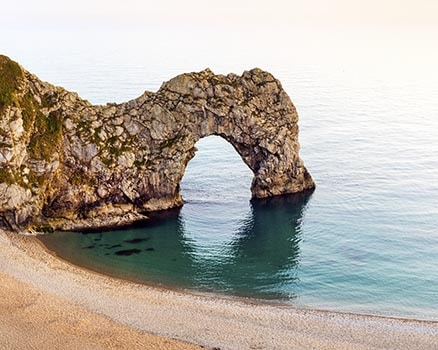 Durdle Door on a Jurassic coast photography workshop