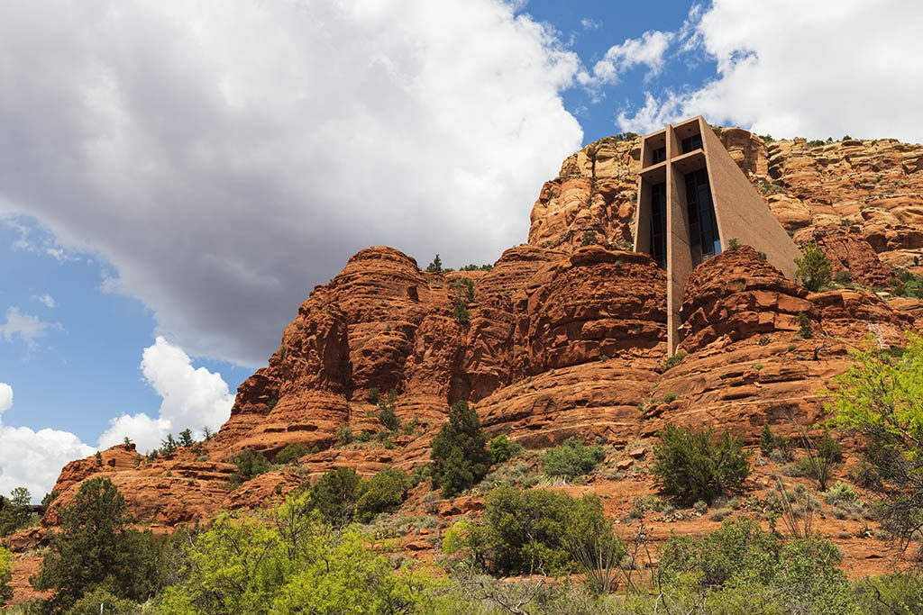Sedona Photography Chapel of the Holy Cross