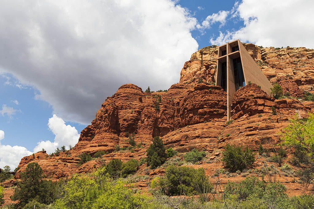 Sedona Photography Chapel of the Holy Cross