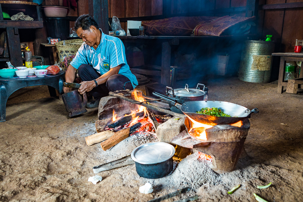 traditional cooking thailand