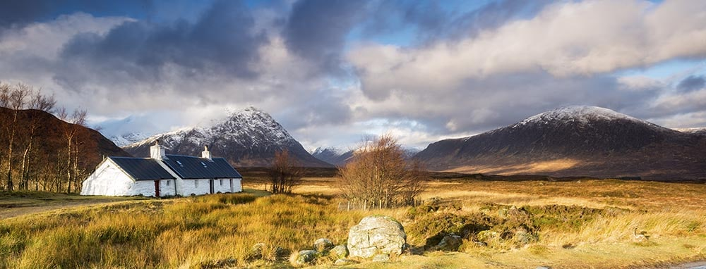 Glencoe, number 4 on our Top 6 spots for Landscape photography