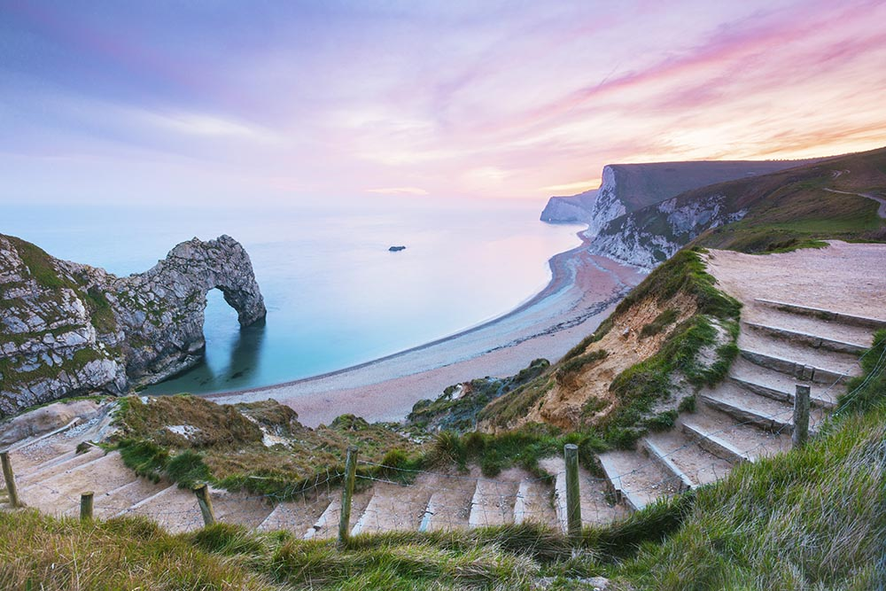 Jurassic Coast, number 2 on our list