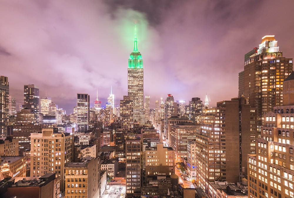 Photographing Skylines in America