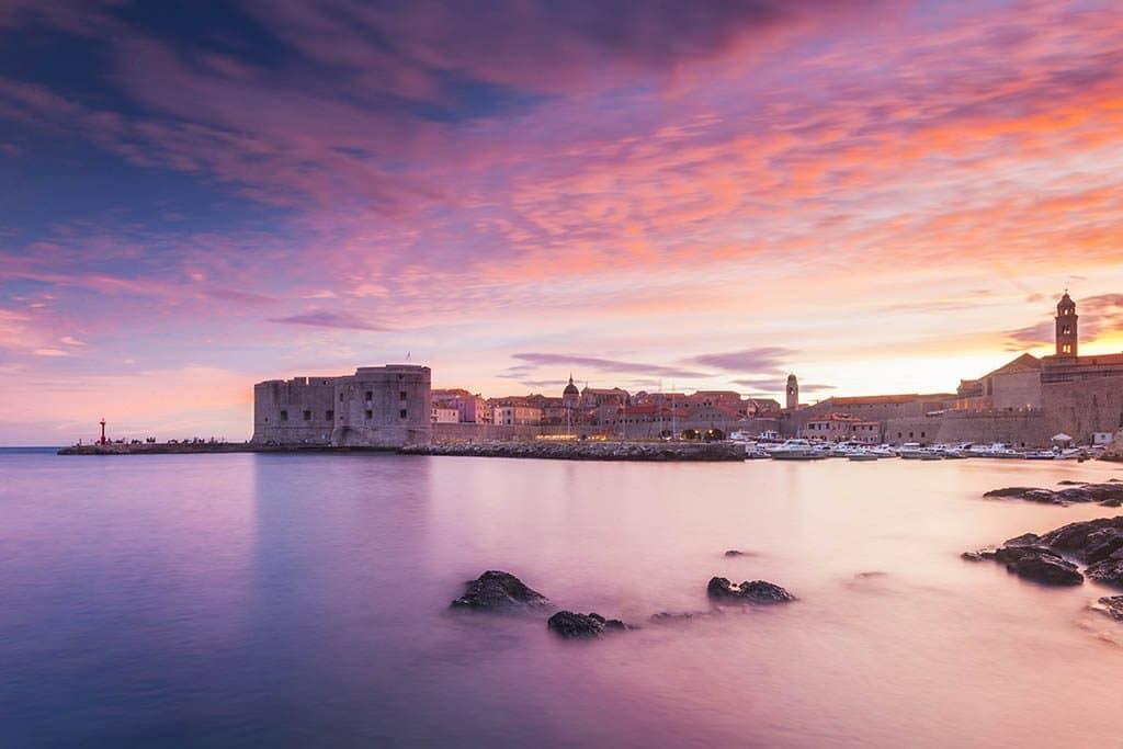 Best photo locations in Dubrovnik