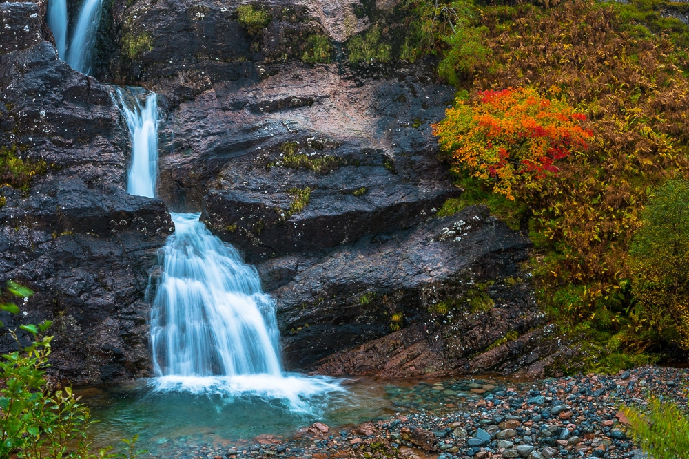 three waters waterfall