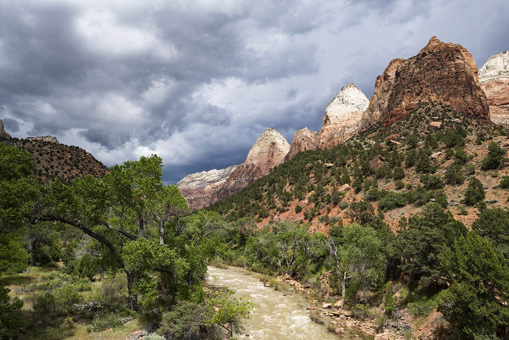 Photo guide to Zion