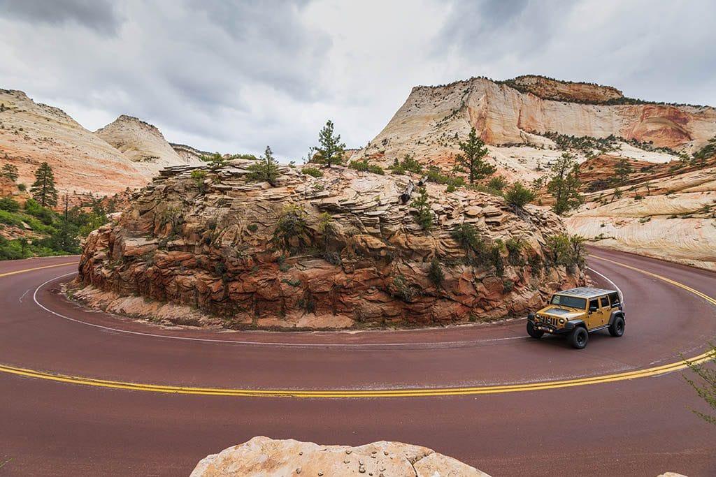 Upper east canyon