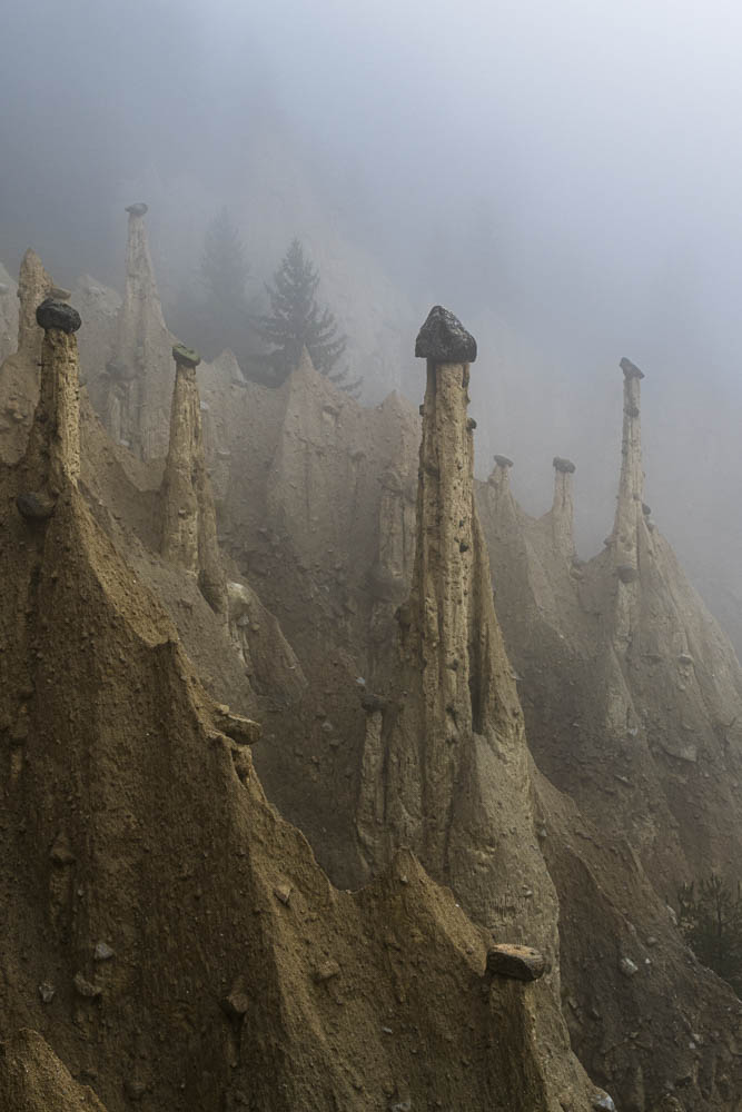 Photography Guide to the Dolomites Earth Pyramids