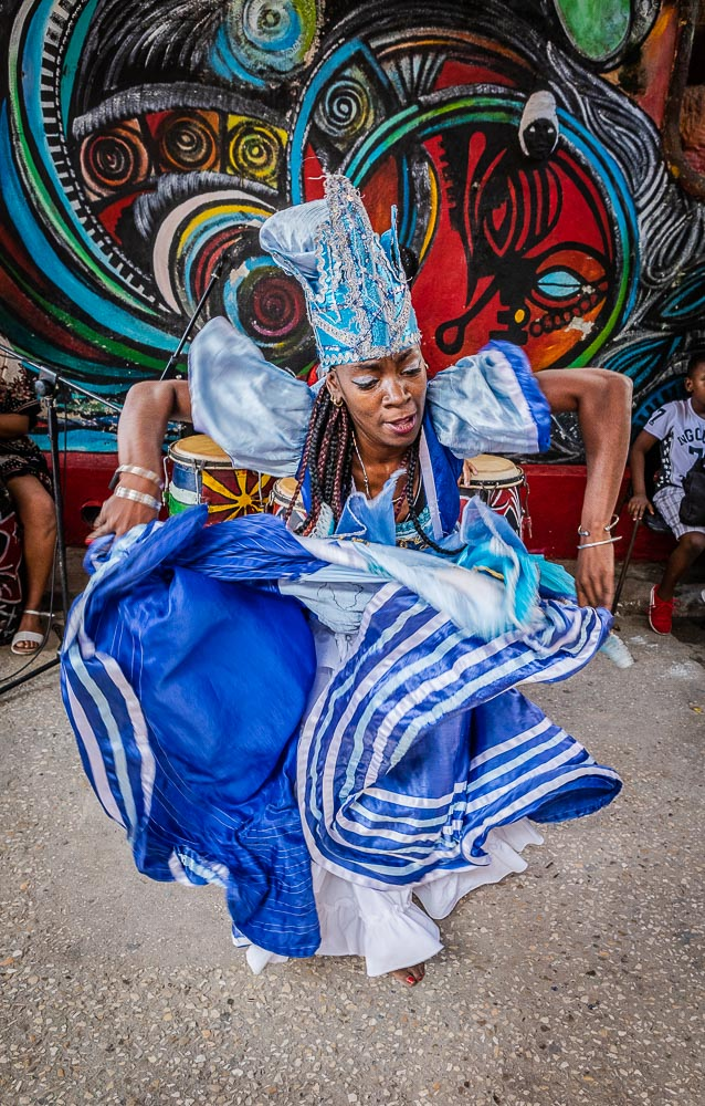 cuban dancer havana