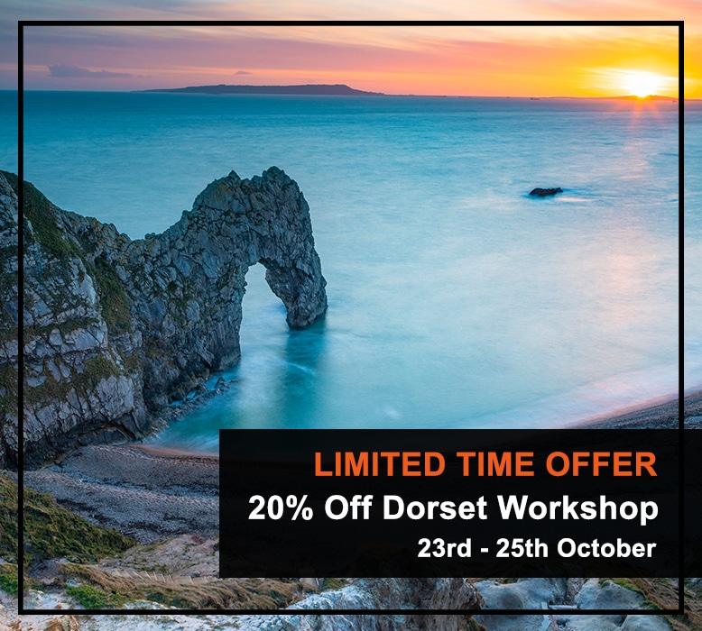 Dorset Photography Workshop Special Offer