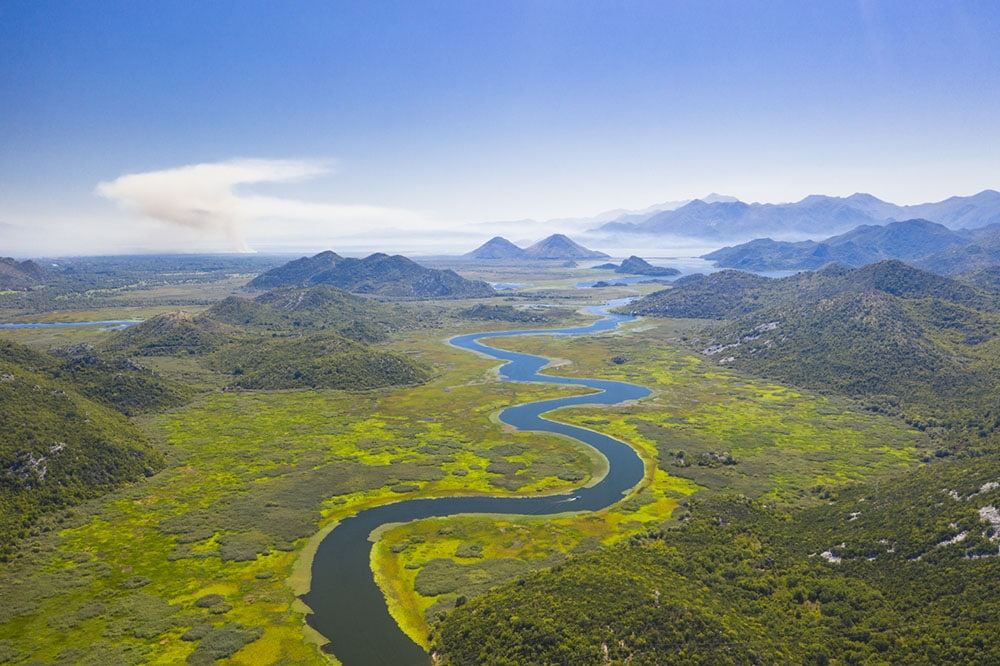Travel Photography Lake Skadar