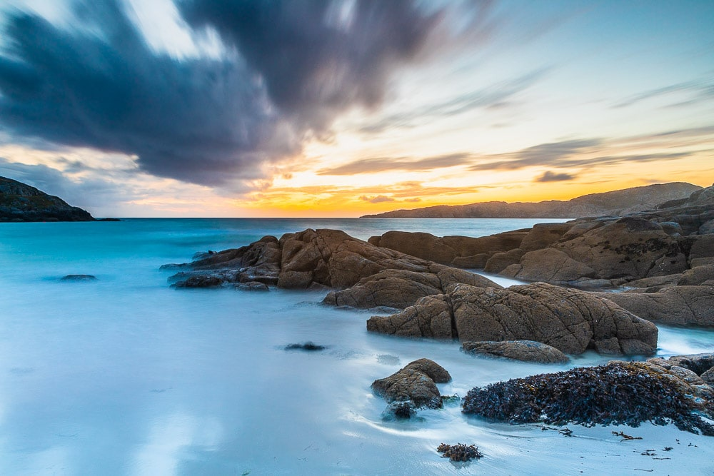 Achmelvich Bay, Scotland, United Kingdom,