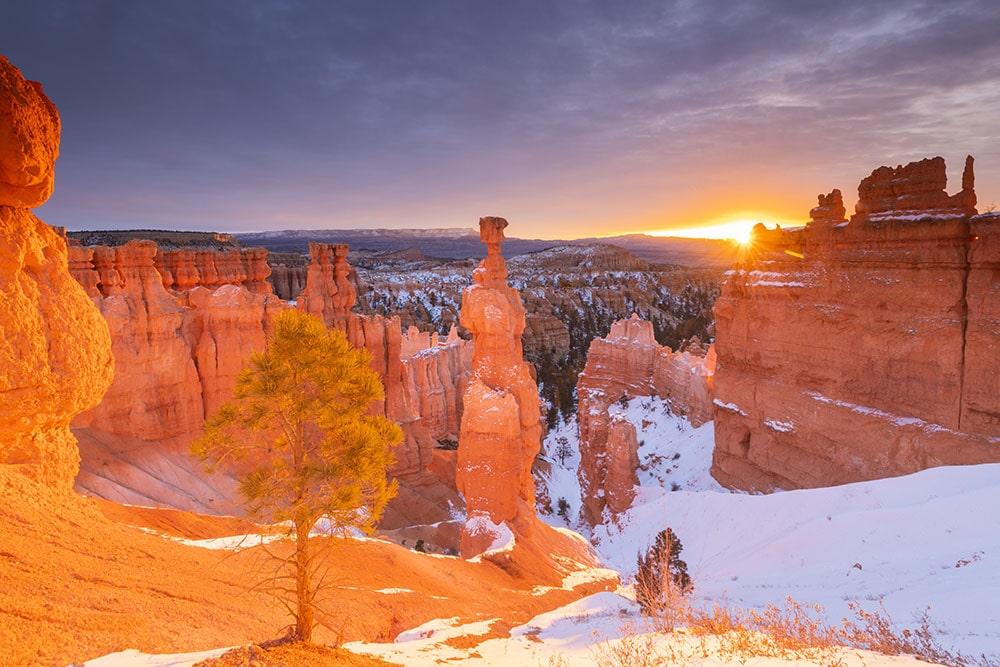 Landscape photography USA