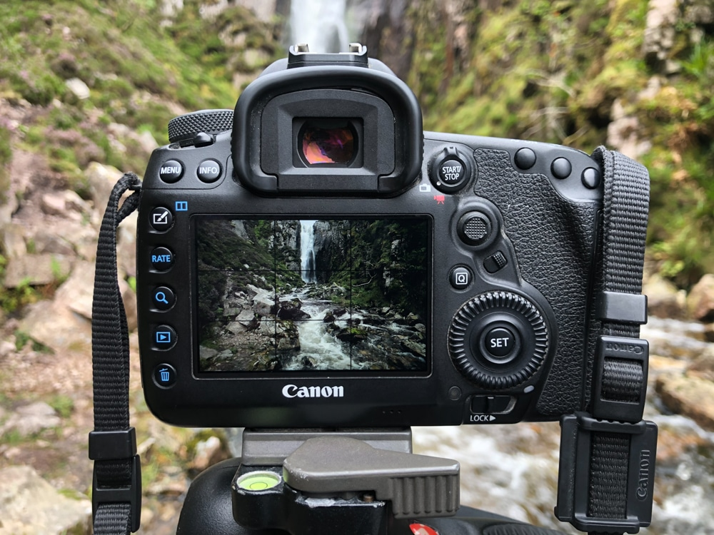 Setting Up Your New Camera